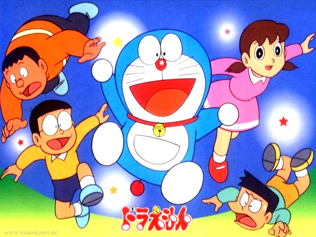 The World Celebration To Doraemon